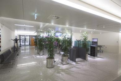 Verwaltungsgebäude – Büros
